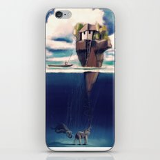 Dream Island iPhone & iPod Skin