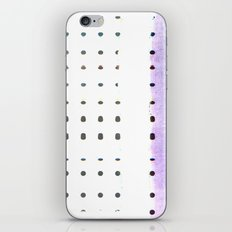 dots s ss iPhone & iPod Skin