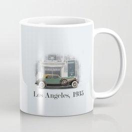 A Duesenberg in Los Angeles Coffee Mug