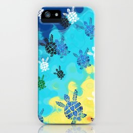 Back to the Ocean iPhone Case