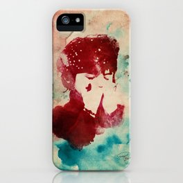 Nanou II iPhone Case