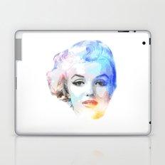 The Blond Bombshell Laptop & iPad Skin