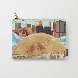 Vanished Worlds Carry-All Pouch