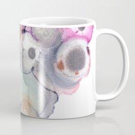 Metallic Blossom Coffee Mug
