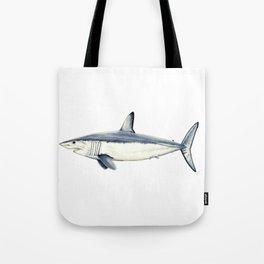 Mako shark (Isurus oxyrinchus) Tote Bag