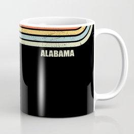 Mobile Alabama City State Coffee Mug
