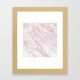 MARBLE MARBLE MARBLE Framed Art Print