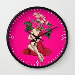 In Season Wall Clock