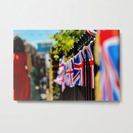 Royal Wedding Windsor Metal Print
