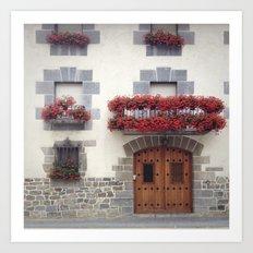 Doors of Perception 4 Art Print