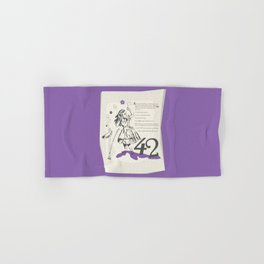 Forty Two Hand & Bath Towel