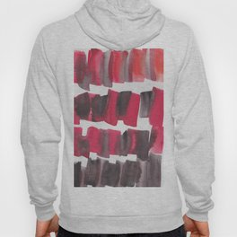 20 | 190321 Watercolour Abstract Painting Hoody