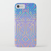 tron iPhone & iPod Cases featuring Tron-ish by Roberlan Borges