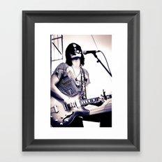 Star Anna Framed Art Print