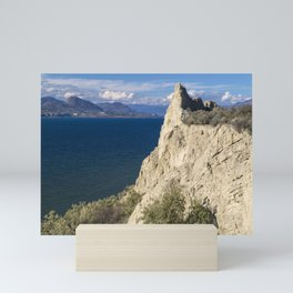 Penticton Naramata Bench Landscape Mini Art Print