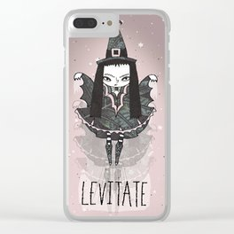 Levitate Clear iPhone Case