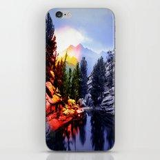 Colorado Flag/Landscape iPhone Skin