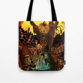 HALLOWS EVE Tote Bag