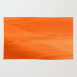 Color Serie 1 orange Rug