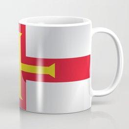 Flag of Guernsey Coffee Mug
