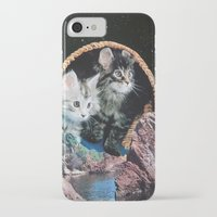 kitty iPhone & iPod Cases featuring Kitty by John Turck