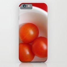 Three Tomatoes  - JUSTART © Slim Case iPhone 6s
