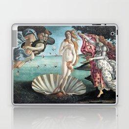 The Birth of Venus, Sandro Botticelli Laptop & iPad Skin