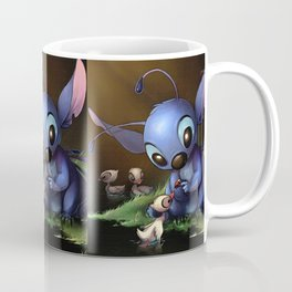 LILO E STITCH: CUTE STITCH PLAYING Coffee Mug