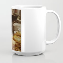 Oil Bathed Coffee Mug
