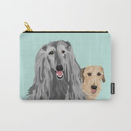 Zia and Vivienne Carry-All Pouch