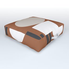 Shape study #11 - Stackable Collection Outdoor Floor Cushion