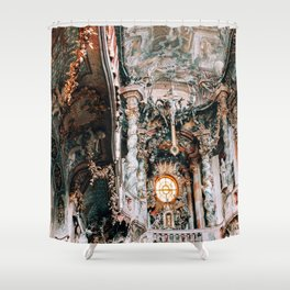 You Lead me Here | Munich, Germany Shower Curtain