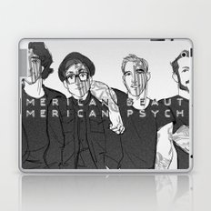 We're Just Resurrection Men Laptop & iPad Skin