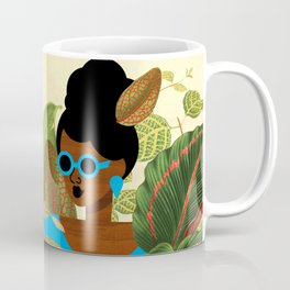 Bayou Girl III Coffee Mug