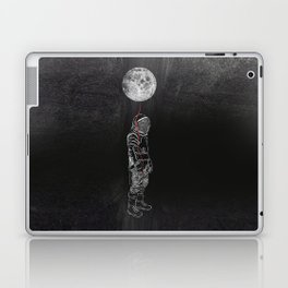 Moon Balloon 02 Laptop & iPad Skin