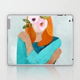 Embrace Change #painting #concept Laptop & iPad Skin