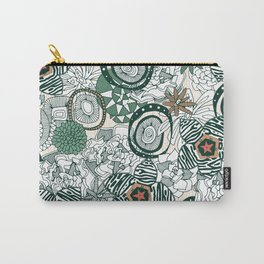 succulents limited Carry-All Pouch
