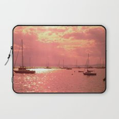 Red Lake Laptop Sleeve