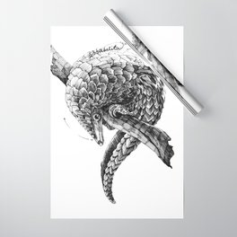 PANGOLIN Wrapping Paper