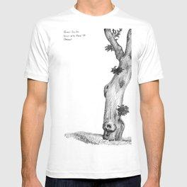 Gnarly Oak Tree T-shirt