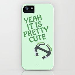 It Is Pretty Cute - VLD Pidge iPhone Case