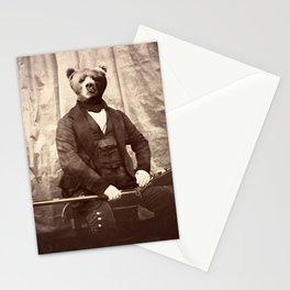 Portrait of Oswald Doyle Stationery Cards