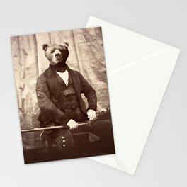 Portrait of Oswald Doyle Stationery Cards
