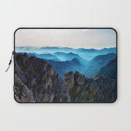 Mountains Breathe Too Laptop Sleeve