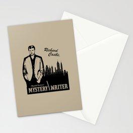 Richard Castle, Mystery Writer Stationery Cards