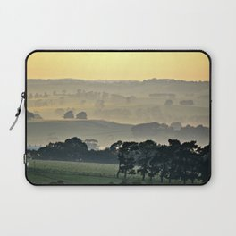 Over the hills Laptop Sleeve