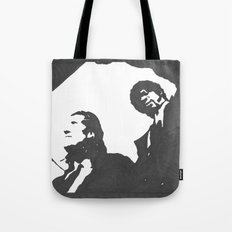 we should have shotguns Tote Bag