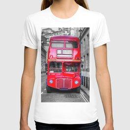 London Routemaster T-shirt