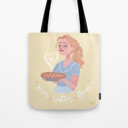 What Baking Can Do Tote Bag