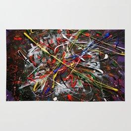 Acryl-Abstrakt 26 Rug